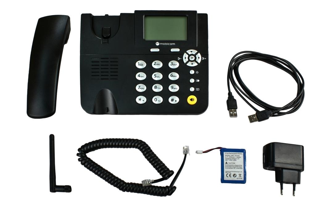 Zestaw akcesoriów telefonu FWP160G